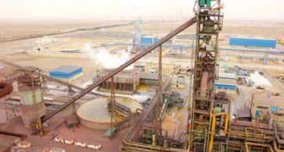 تولید فولاد غدیر ایرانیان